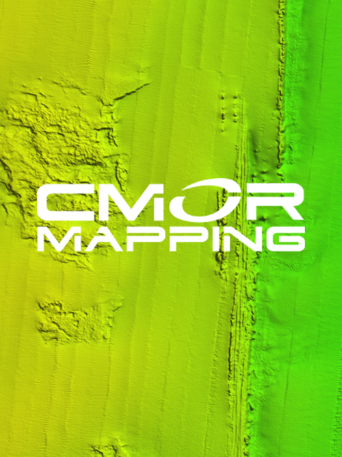 CMOR Mapping provides us with ultra high definition maps of the ocean floor. This allows us to see every spot the fish can be hiding! The NE FL map covers nearly 1200 square miles!