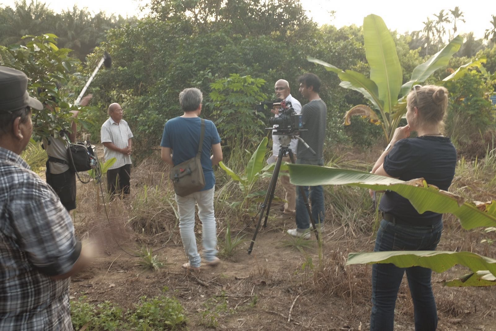 Filming in August 2016 in Malaysia for series of short films in collaboration with  CADPA (Coalition for the Abolition of Death Penalty in ASEAN) . #EndCrimeNotLife. Photo Credit: Adrian Danciu