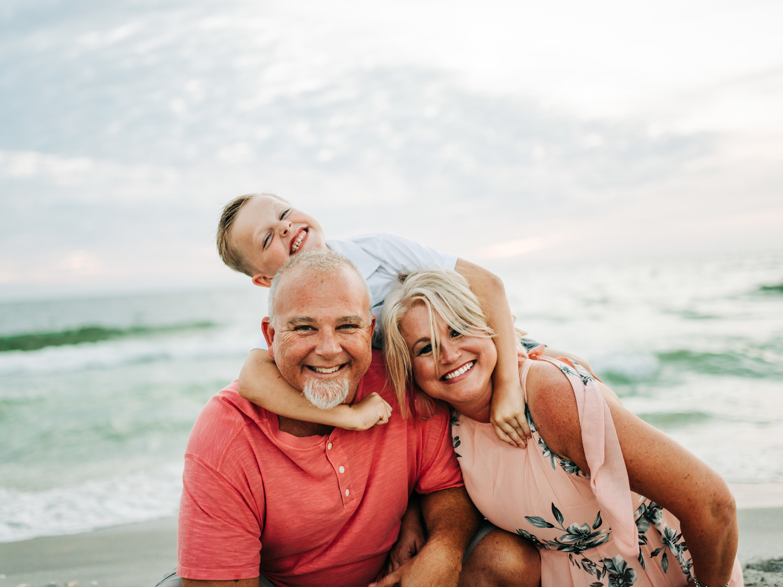 """Kathy - """"I can't tell you or anyone that uses your photography how special you make people feel! Last year we had family photos and they were amazing and again this year we made more. Your heart and soul goes into every moment. Thank you Cheyenne for always making me feel as beautiful as life can imagine."""""""