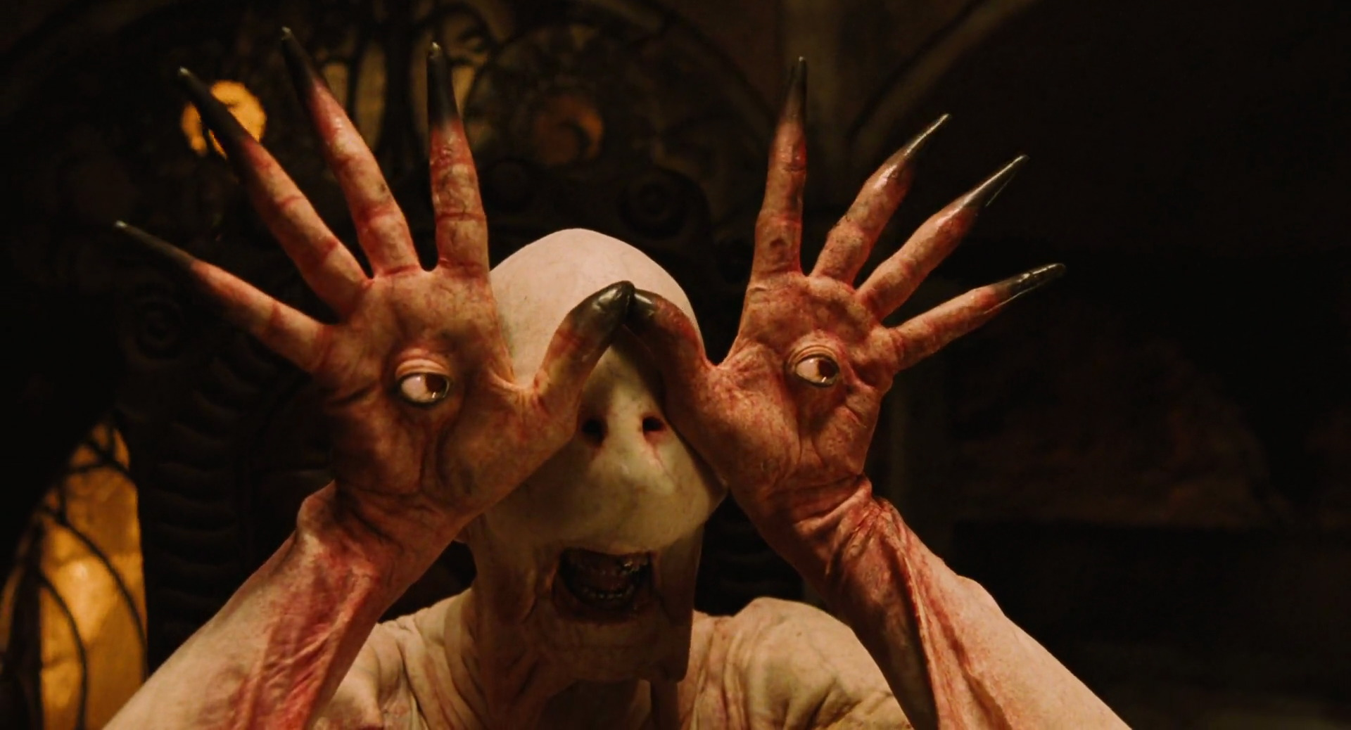 Screenshot from  Pan's Labyrinth