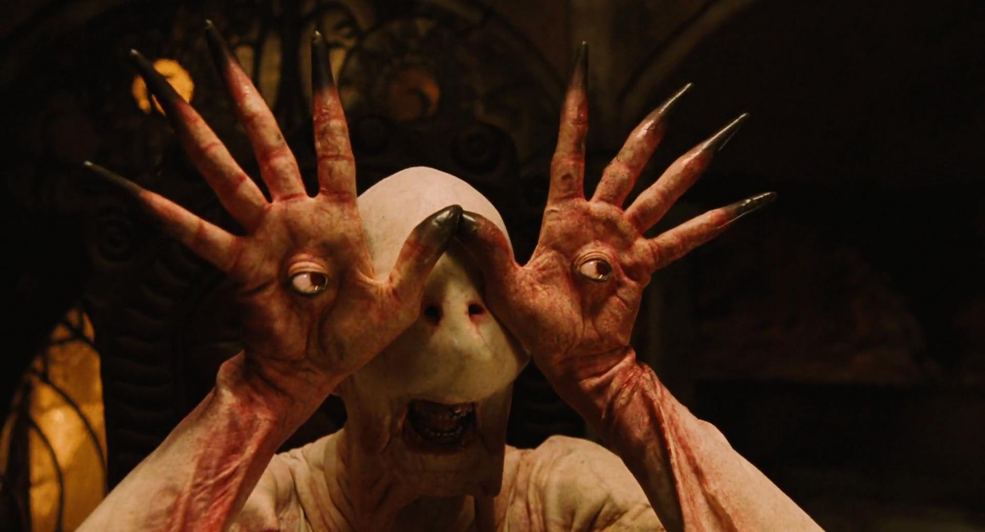 Screenshot from  Pan's Labyrinth
