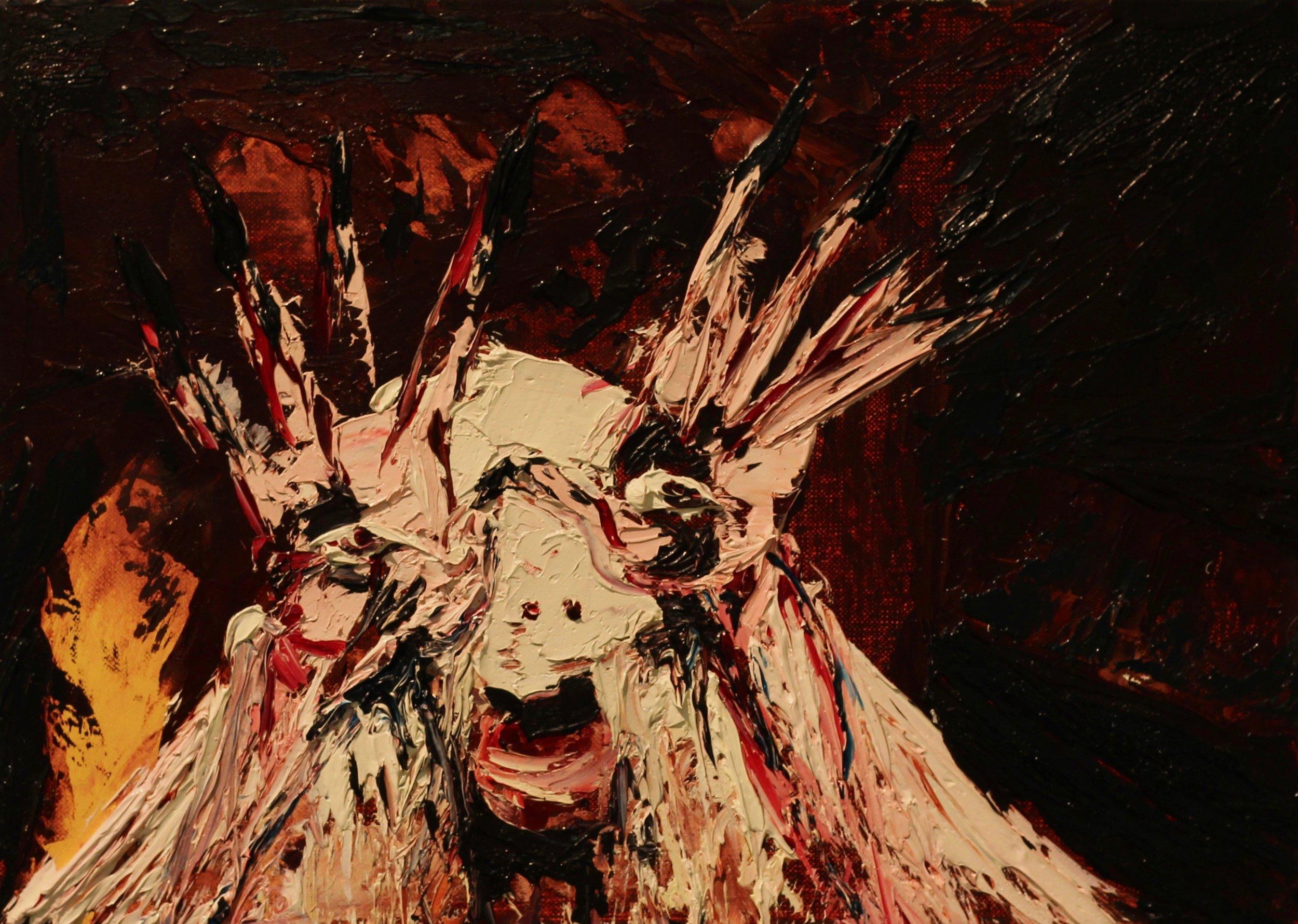 """The Pale Man"""