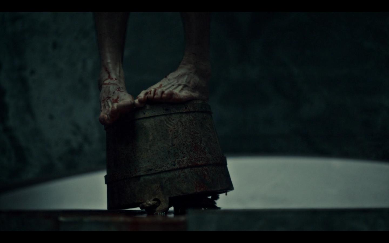 Screenshot from  Hannibal .