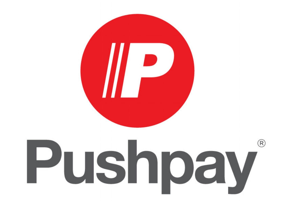 CLICK LOGO ABOVE to Manage PushPay Account