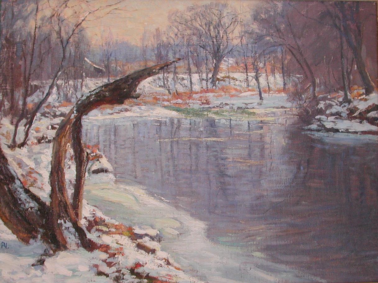 Neshaminy in Winter