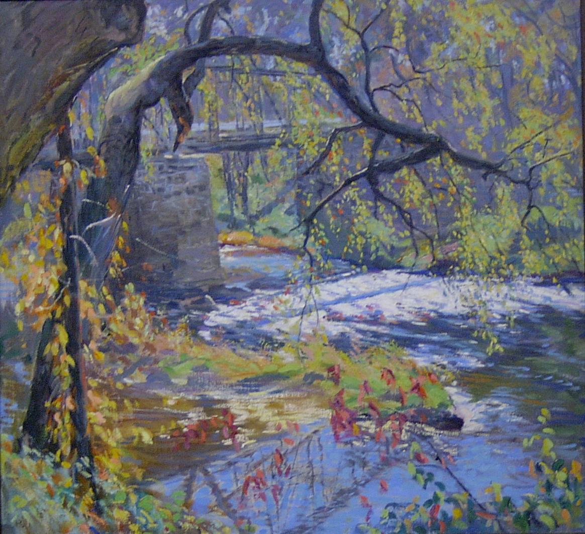 Woodhill Bridge, Autumn