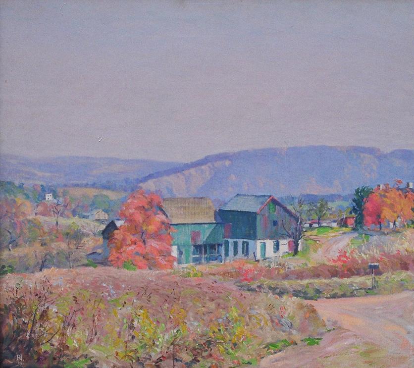 McComas's Farm, Rushland, Pennsylvania
