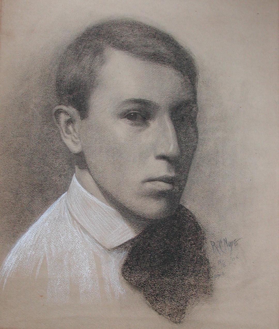 Self-Portrait 1906