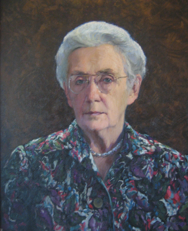 Portrait of Artist's Wife