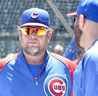 TIM BUSS aka BUSSY - CHICAGO CUBS STRENGTH COACH