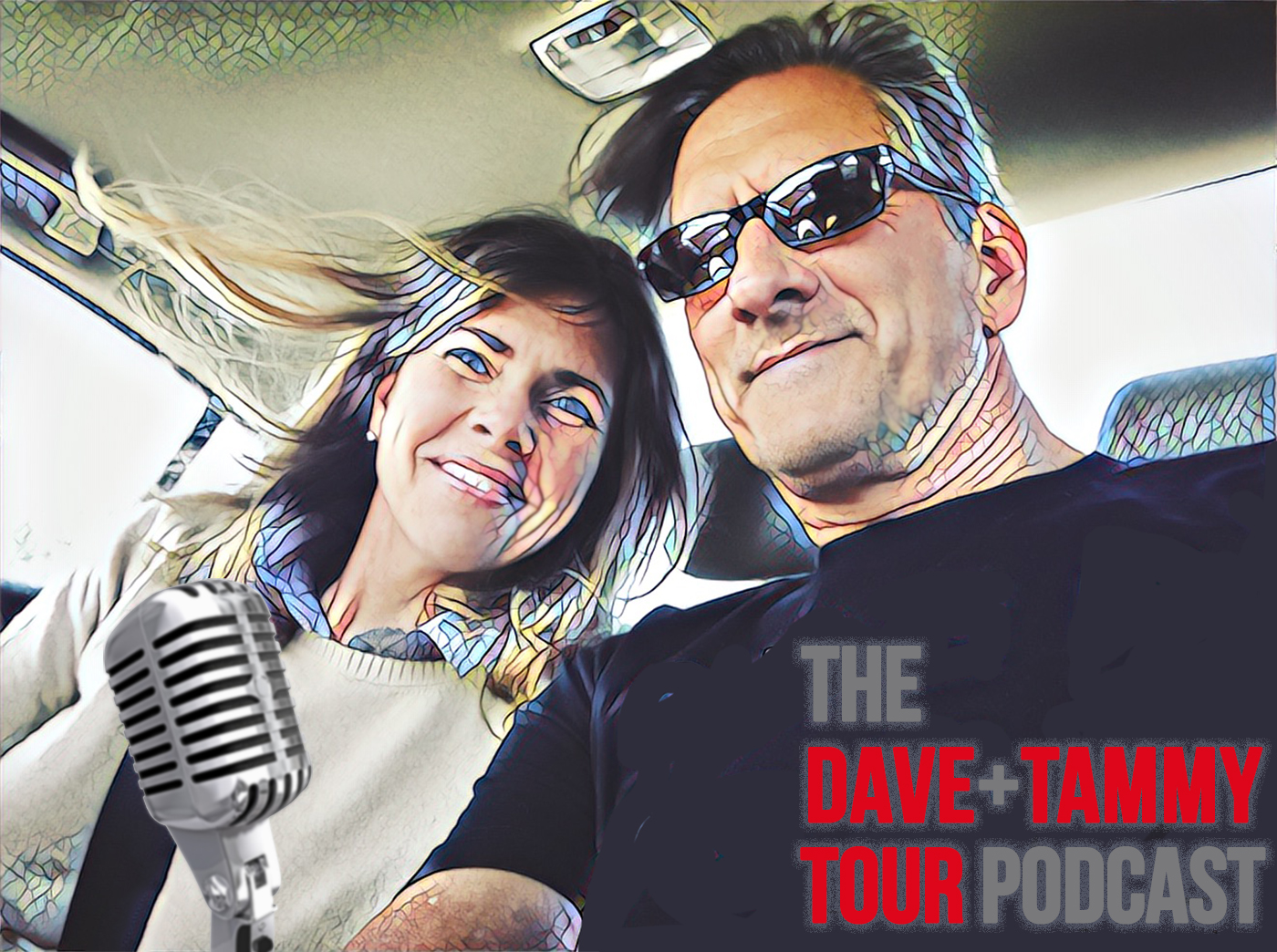 THE DAVE + TAMMY TOUR PODCAST IS ON iTUNES