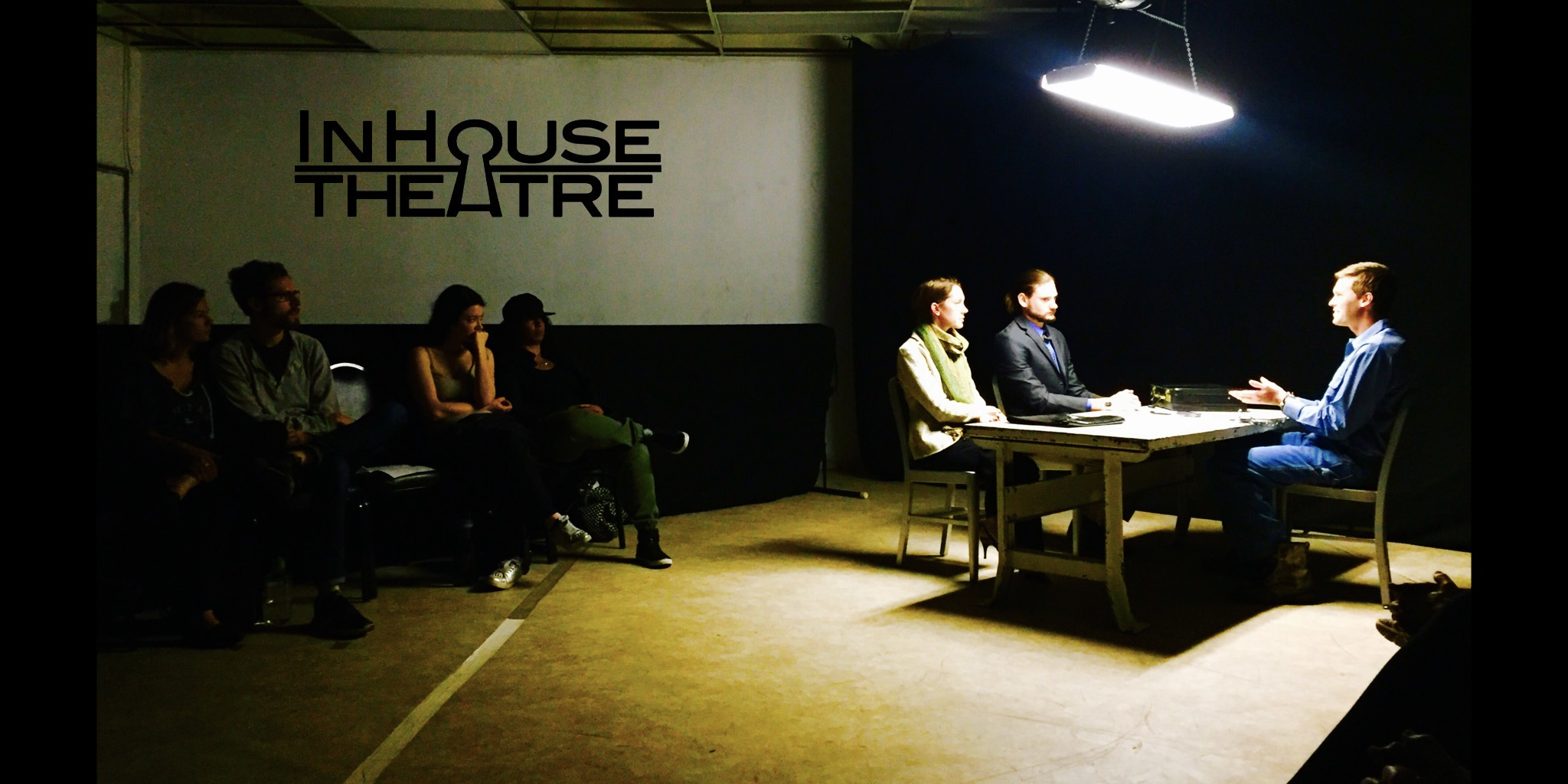 This three person drama features the acting of Elizabeth Schmidt, Rob Welsh and Bryce McBratnie. Directed by Drew Rausch.