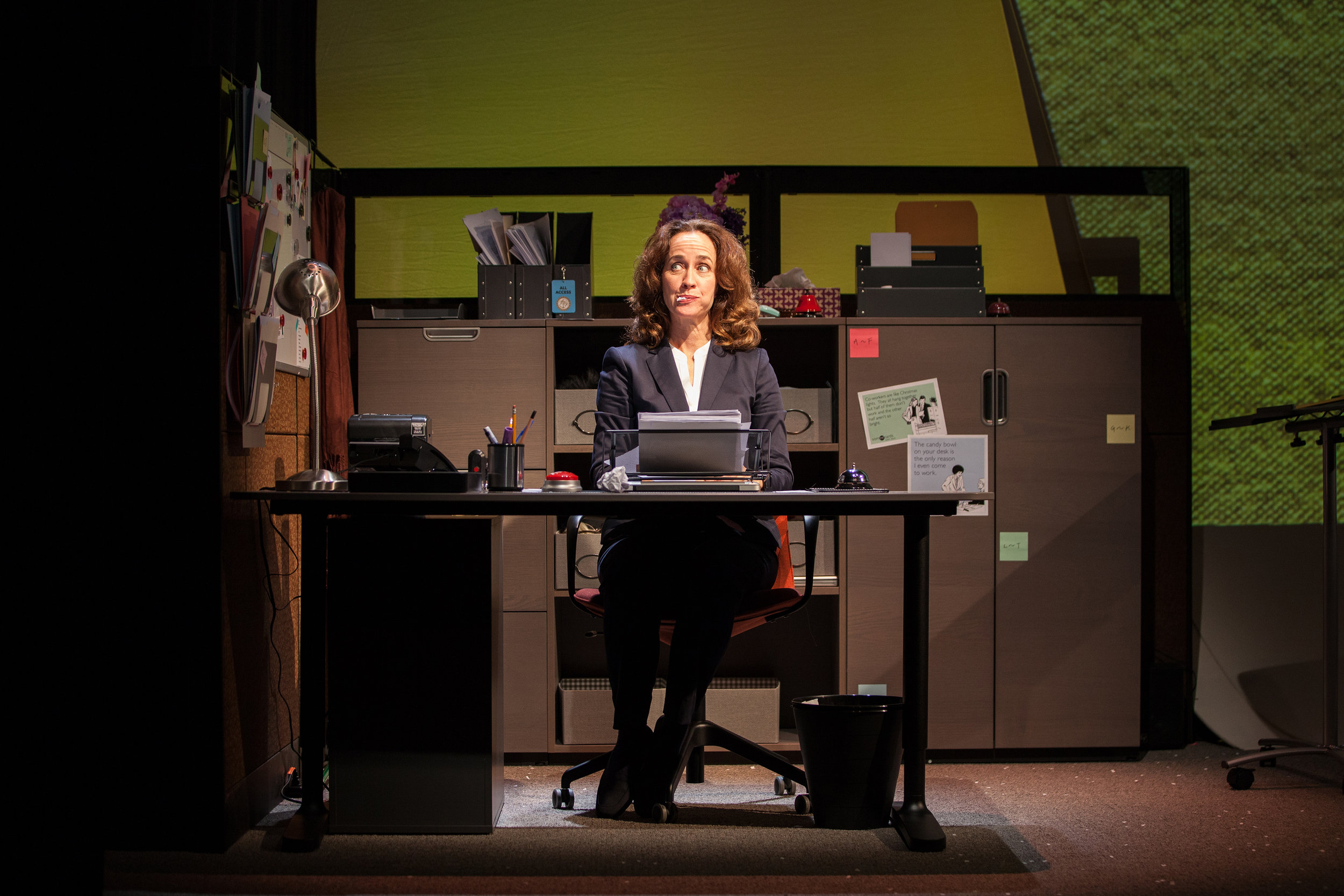 I love Beth Kennedy and I really hope to see her on stage more at the Geffen!