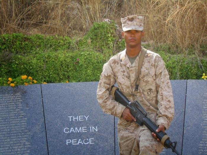 Sergeant Young Zay, The Gun-TotingTenderoni.