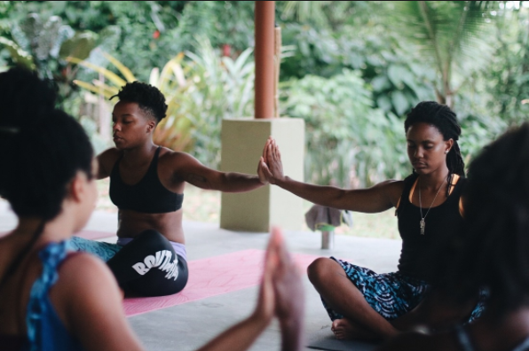 Photo: Woman of Color Healing Retreats