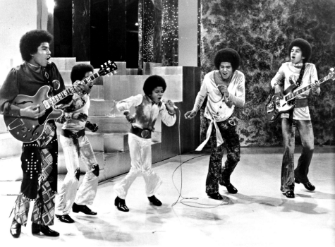 The Jackson 5 performing on the Ed Sullivan Show in 1970