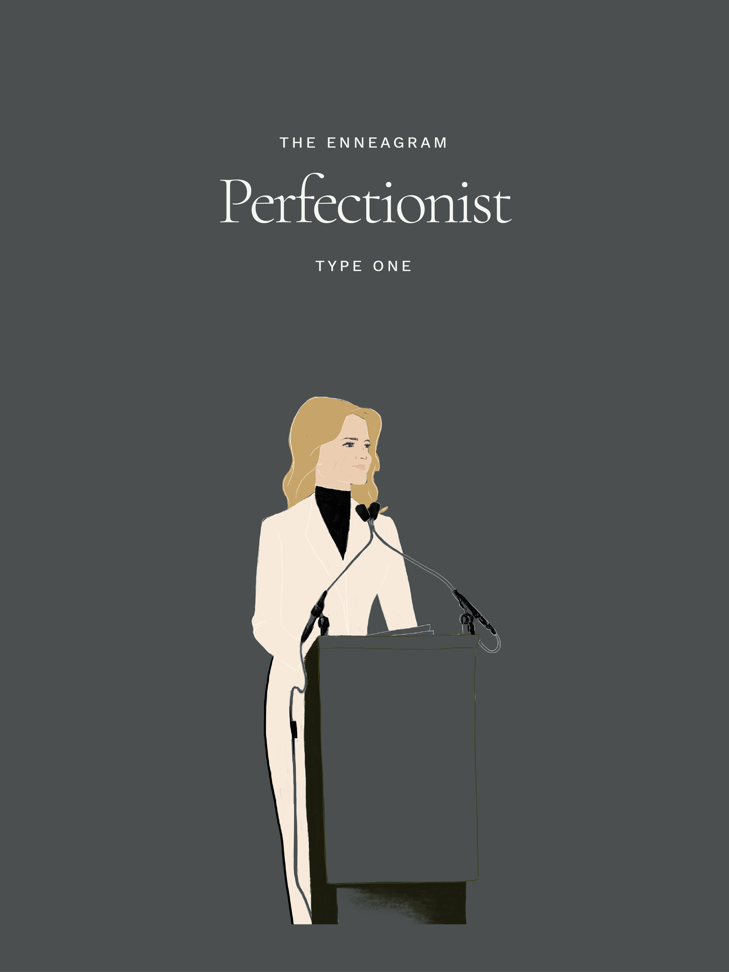 Click to read more about Type One - The Perfectionist