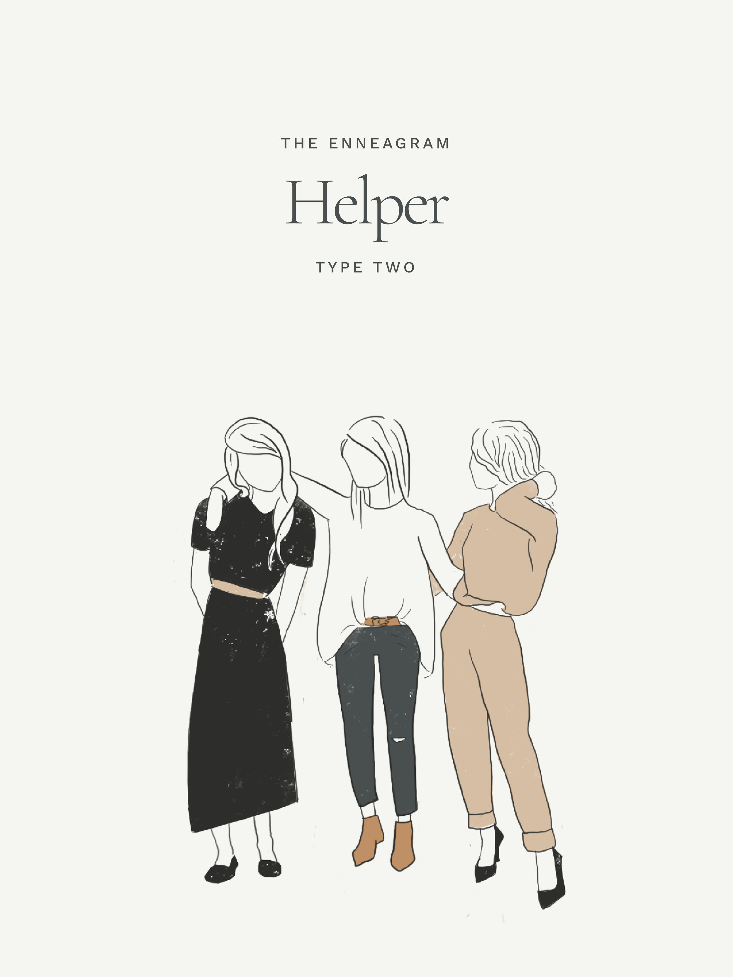 Click to read more about Type Two - The Helper