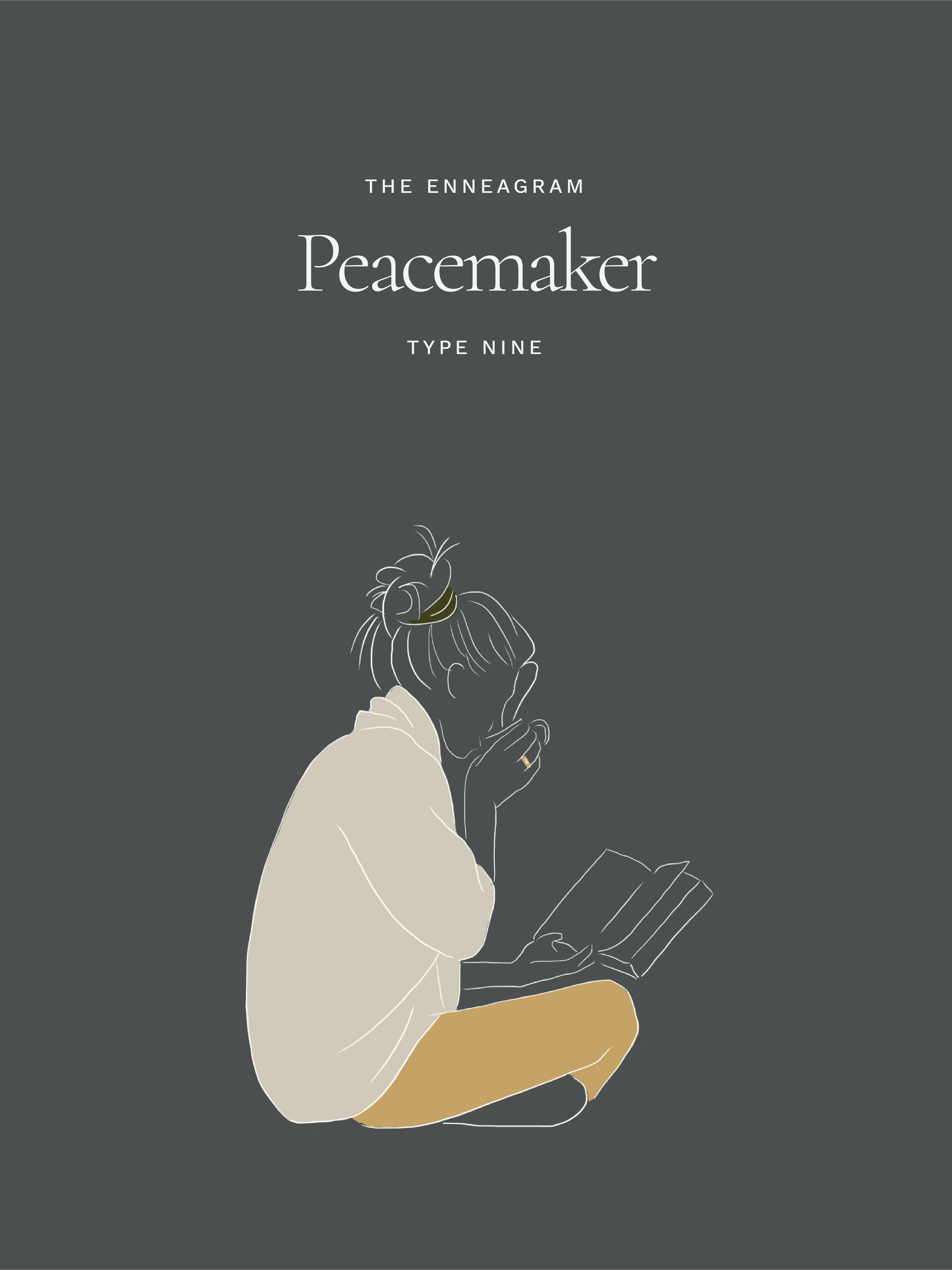 Click to read more about Type Nine - The Peacemaker
