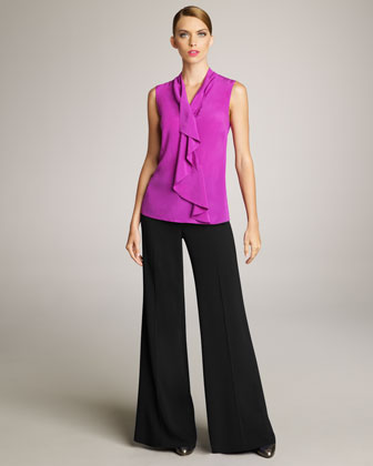 flare pants professional dress business casual