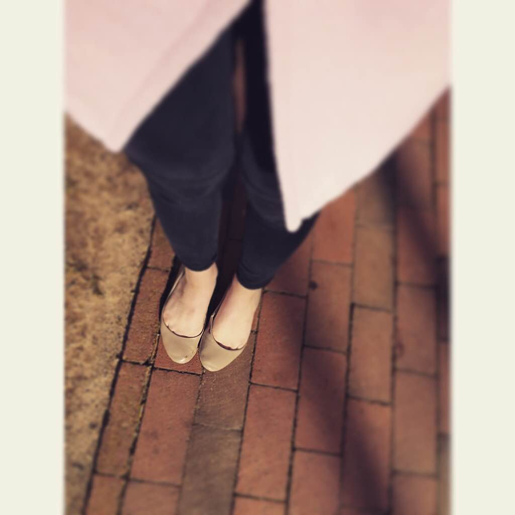 personal network blog pic pink ballet shoes slippers leggings