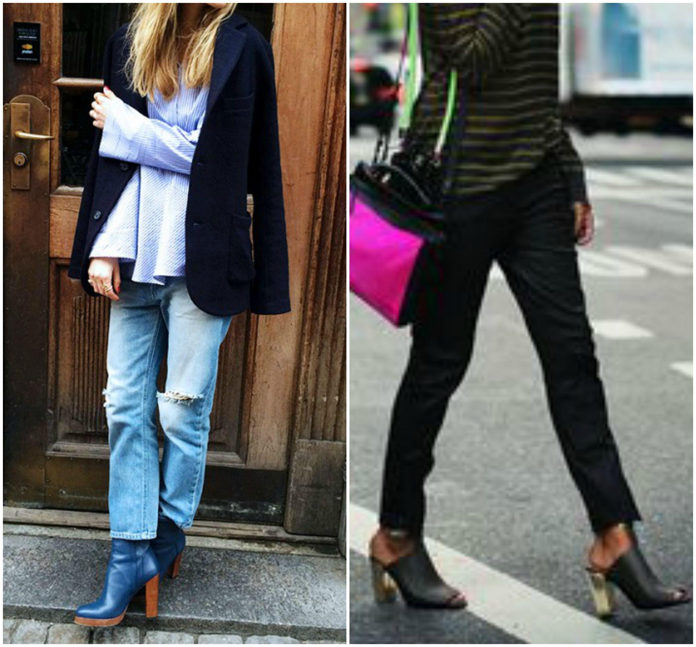 straight jean heels jeans