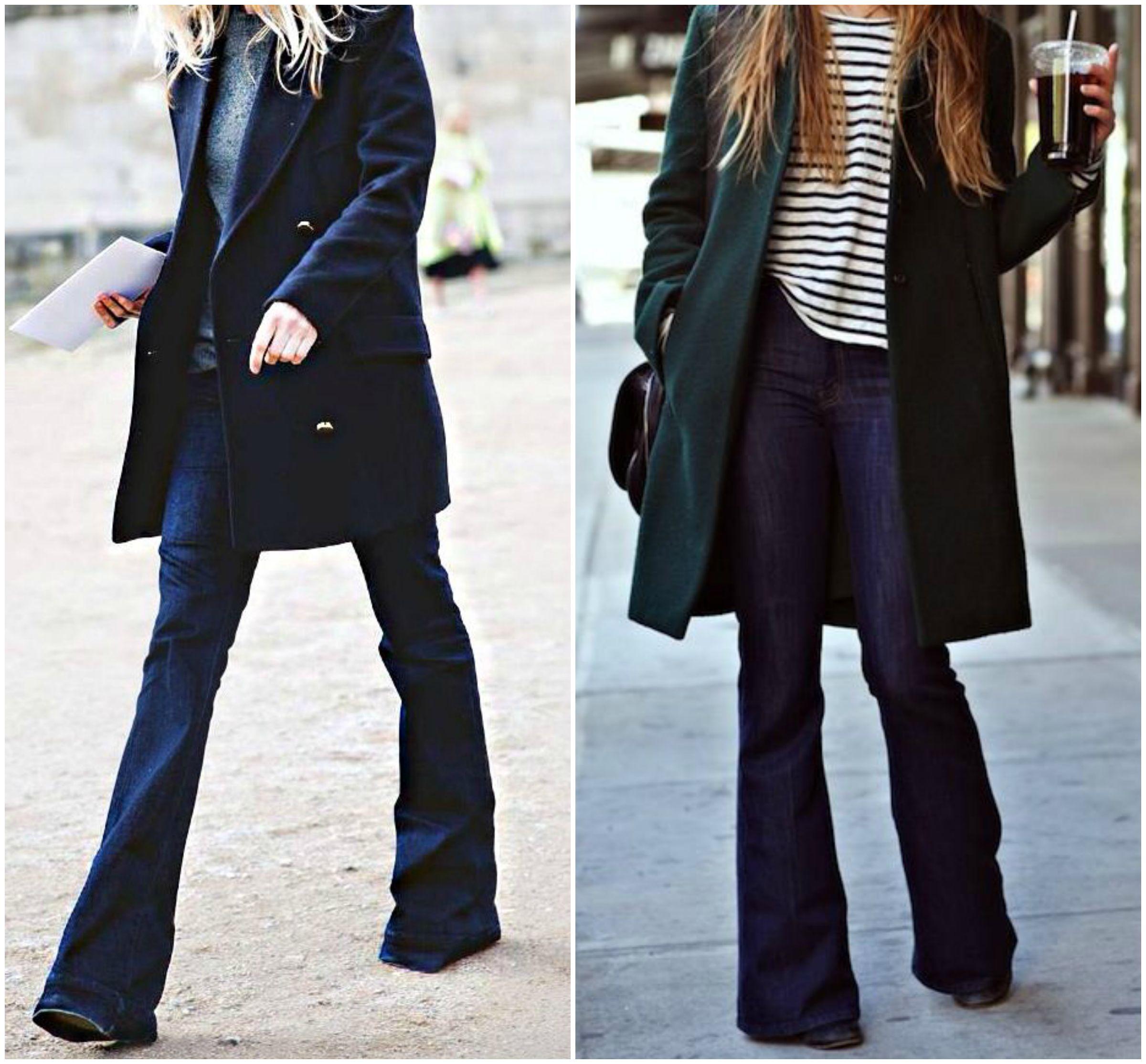 flare jeans jacket