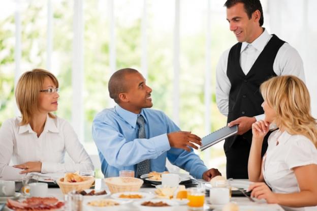 Dining Etiquette restaurant