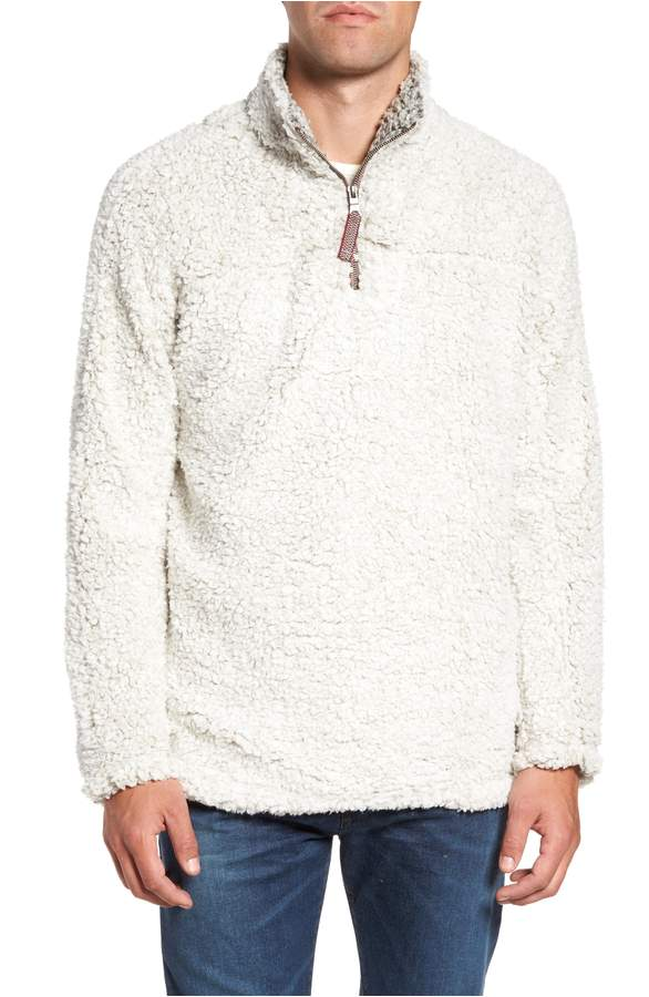 True Grit Pullover - As temps drop, give the gift of warm and cozy - in style.