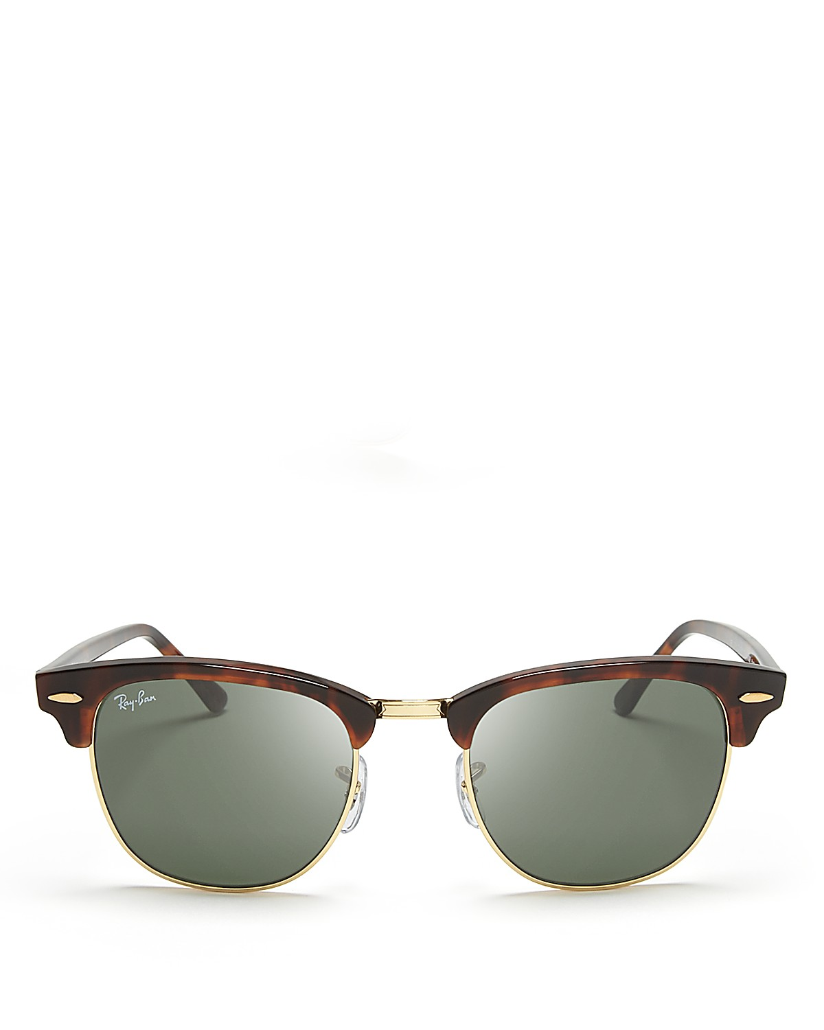 Ray Ban Classic Club Master Sunglasses - A modern twist on a classic shade. He'll pray for sun just to get to pull these on.