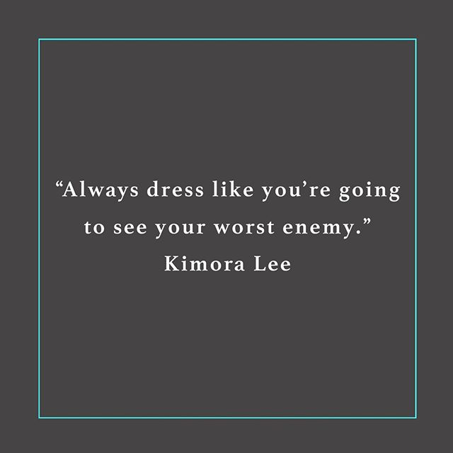 I always preferred the term frenemy... Leaves room for growth. 💃👯 . . . . . #LilyWinston #Fashion #Style #Trendy #Classic #Consultant #MotivationMonday #Quote #KimoraLee