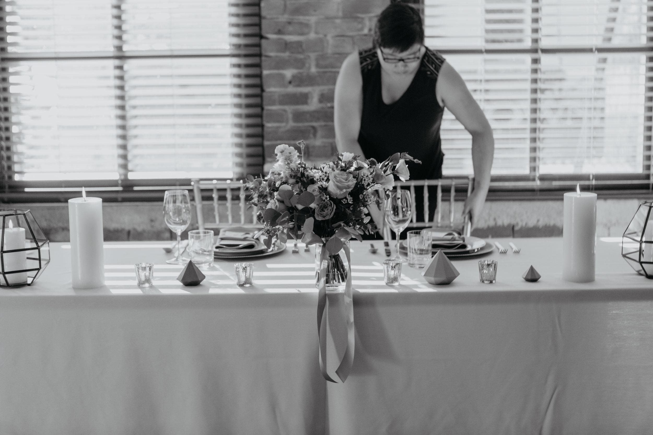 vancouver wedding planner behind the scenes
