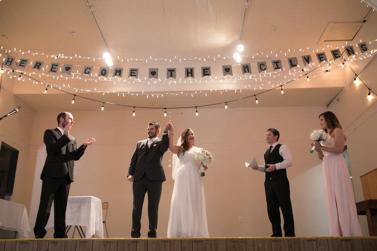 langley murrayville hall wedding ceremony and reception