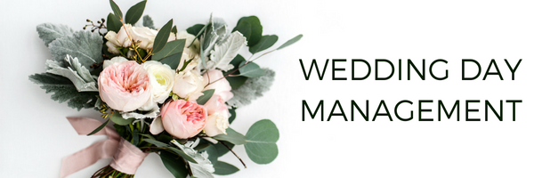 vancouver wedding planner wedding day management package