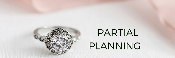 vancouver wedding planner partial planning package