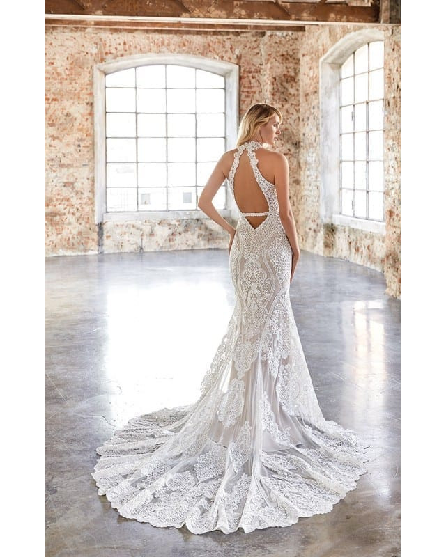 Our Eddy K Trunk Show ends tomorrow! We have new arrivals for a price that you can't beat, like this fit-n-flare, lace gown. Come check it out and don't forget that tomorrow is the last day of our Trunk Show! . Book your bridal consultation appointment with us today by doing one of the following: 📲 336.645.1032⠀ 💌 hello@elizabellasbridal.com⠀ 💻 https://pst.cr/G8FAs . . #bridaltrunkshow #weddingstyles #weddings #bride #brides #sinceritybridal #love #weddinggowns #weddingdress #weddingdressshop #bridalboutique #bridal #ncbrides #bridalshop #weddingdressshopping #boutiques #ncboutiques #greensboro #nc #raleigh #durham #charlotte #burlingtonnc #carolinabridal #carolinabrides #bridetobe #newlyengage #fallinlove #couple #marriage @eddykbridal