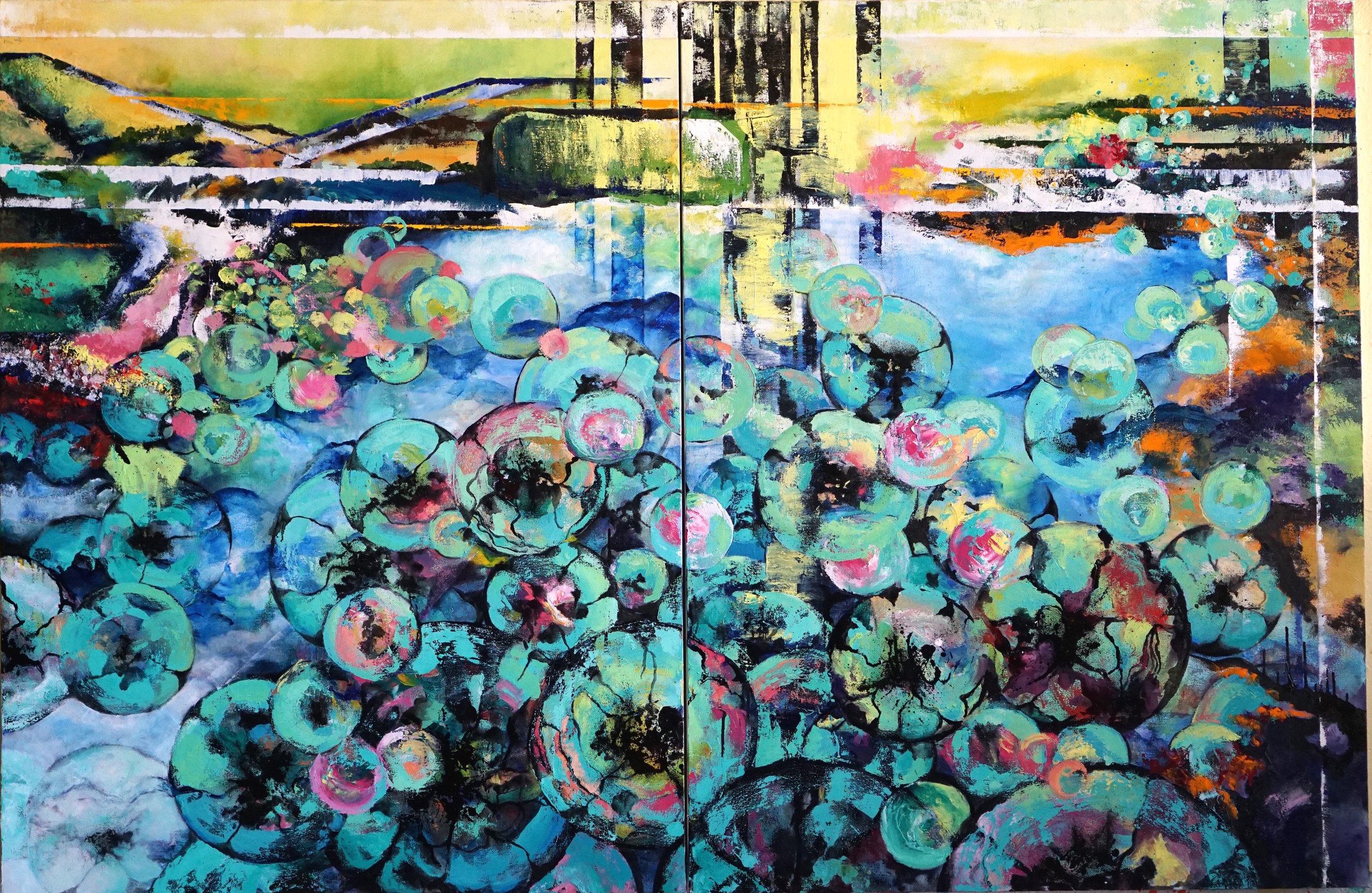Dreamer's Pond No. 3