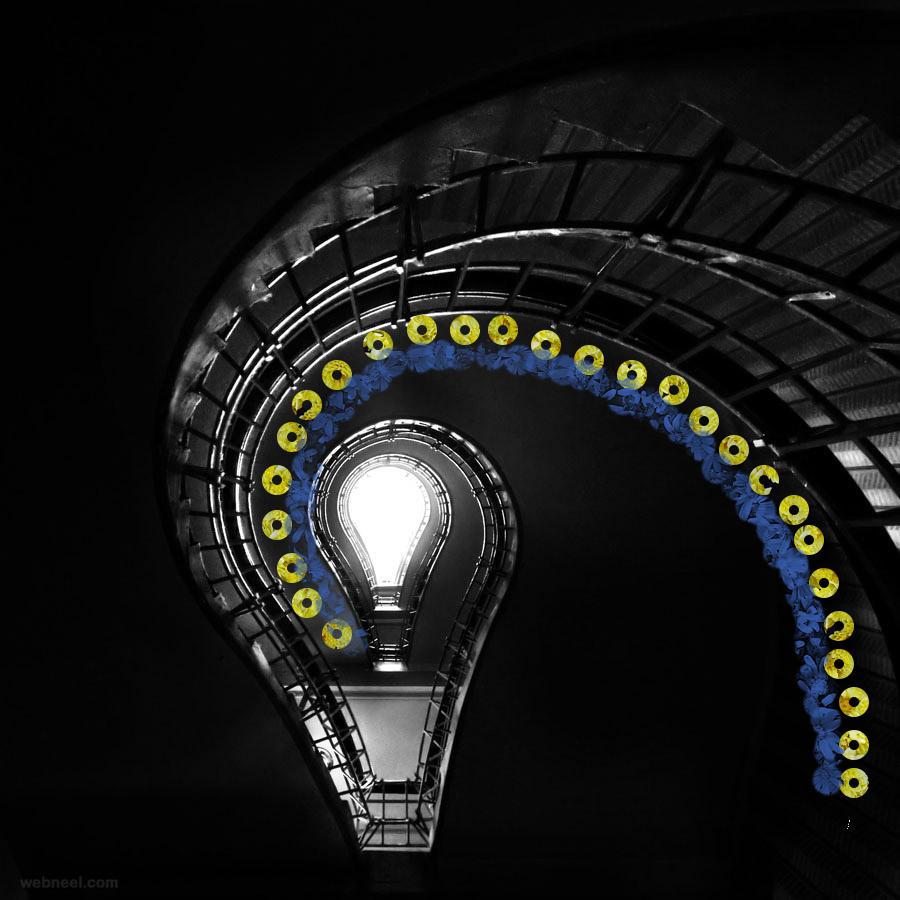 Collage Lightbulb
