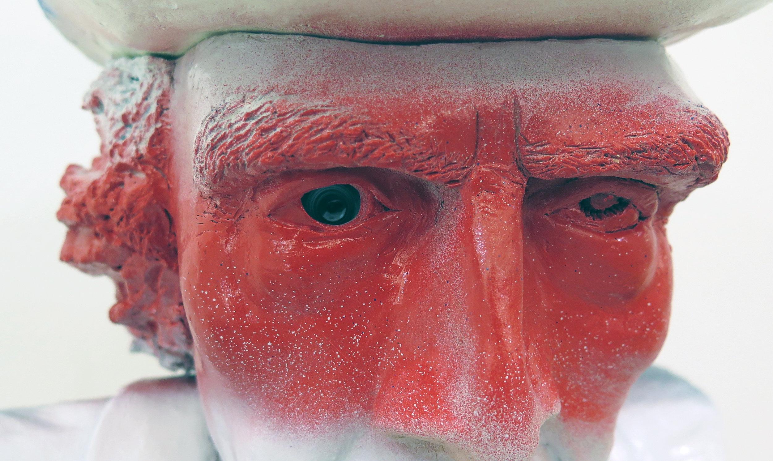 Peeping Sam (Detail)