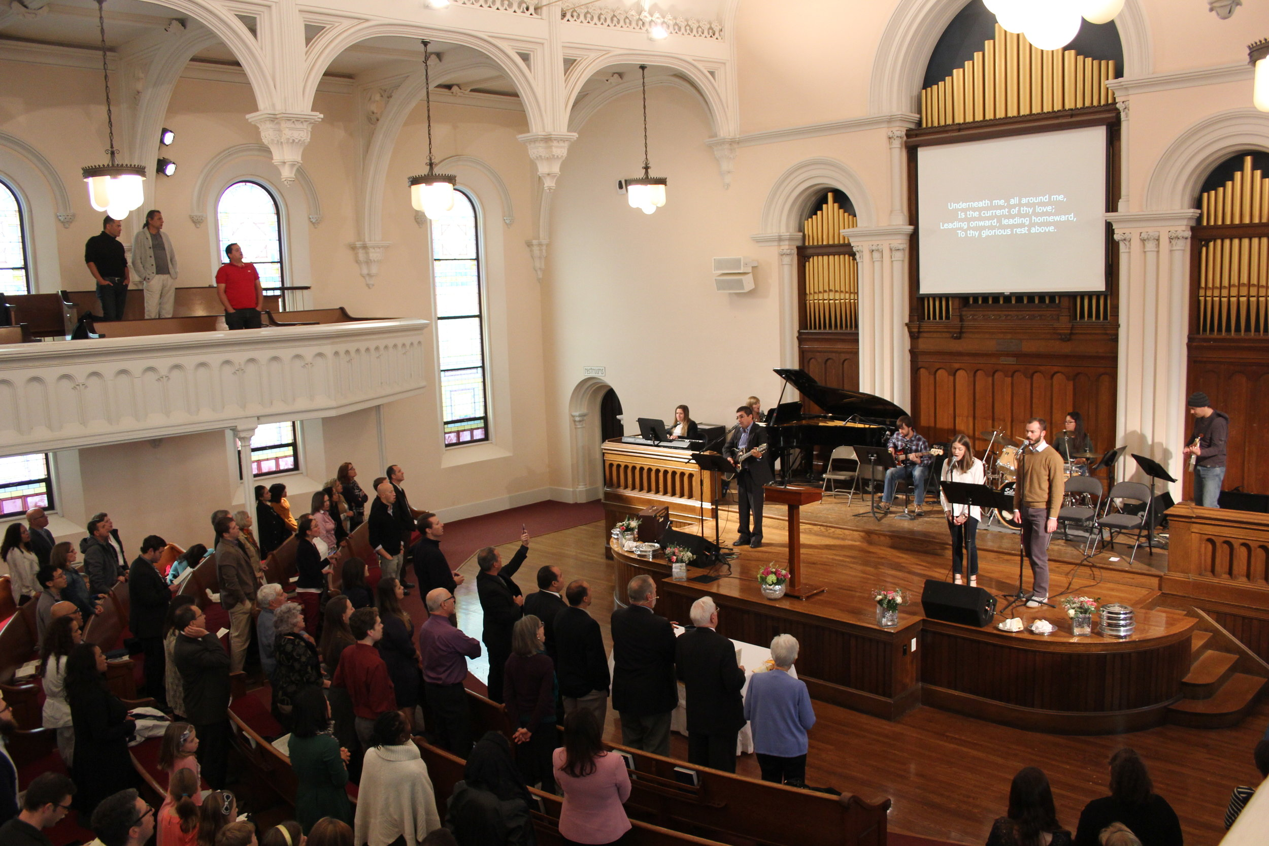 Christ the King Presbyterian Church - Cambridge  99 Prospect Street, Cambridge, 02139