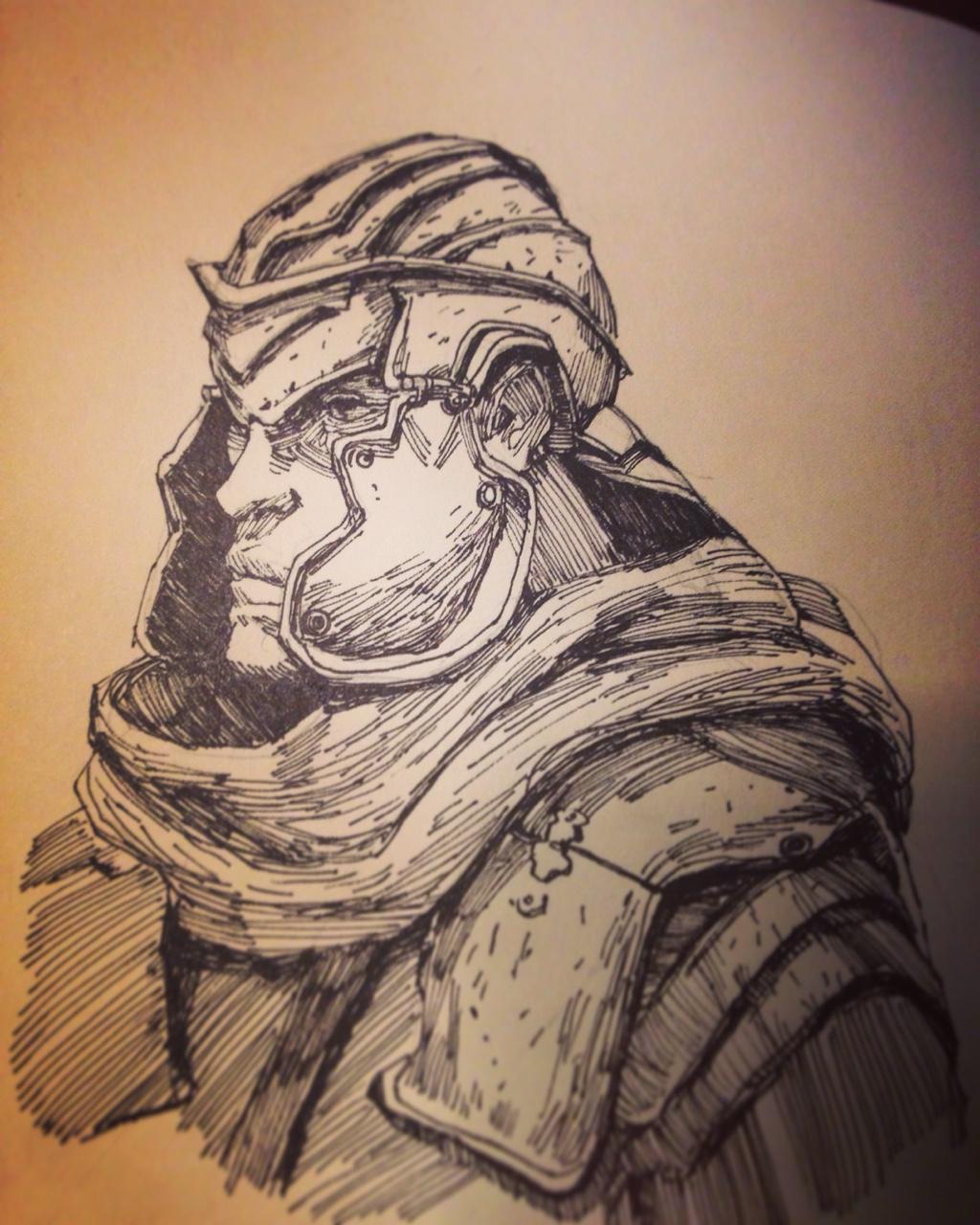 Legionary #Inktober #roman #Legionary
