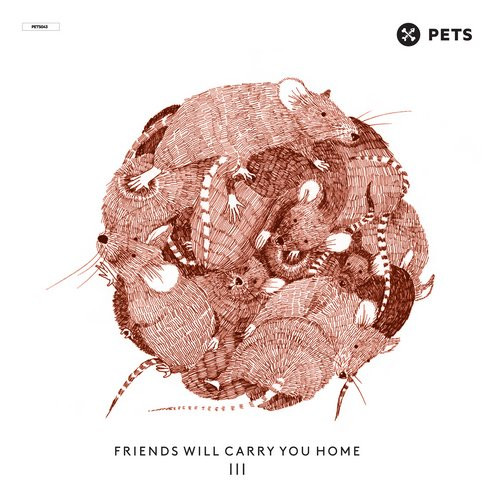 Friends WIll Carry You Home III - Part 3 [PETS044]