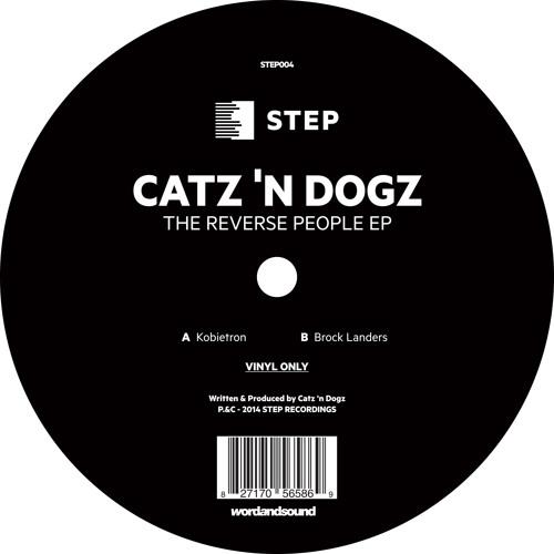 Catz 'n Dogz - Reverse People EP [STEP004]