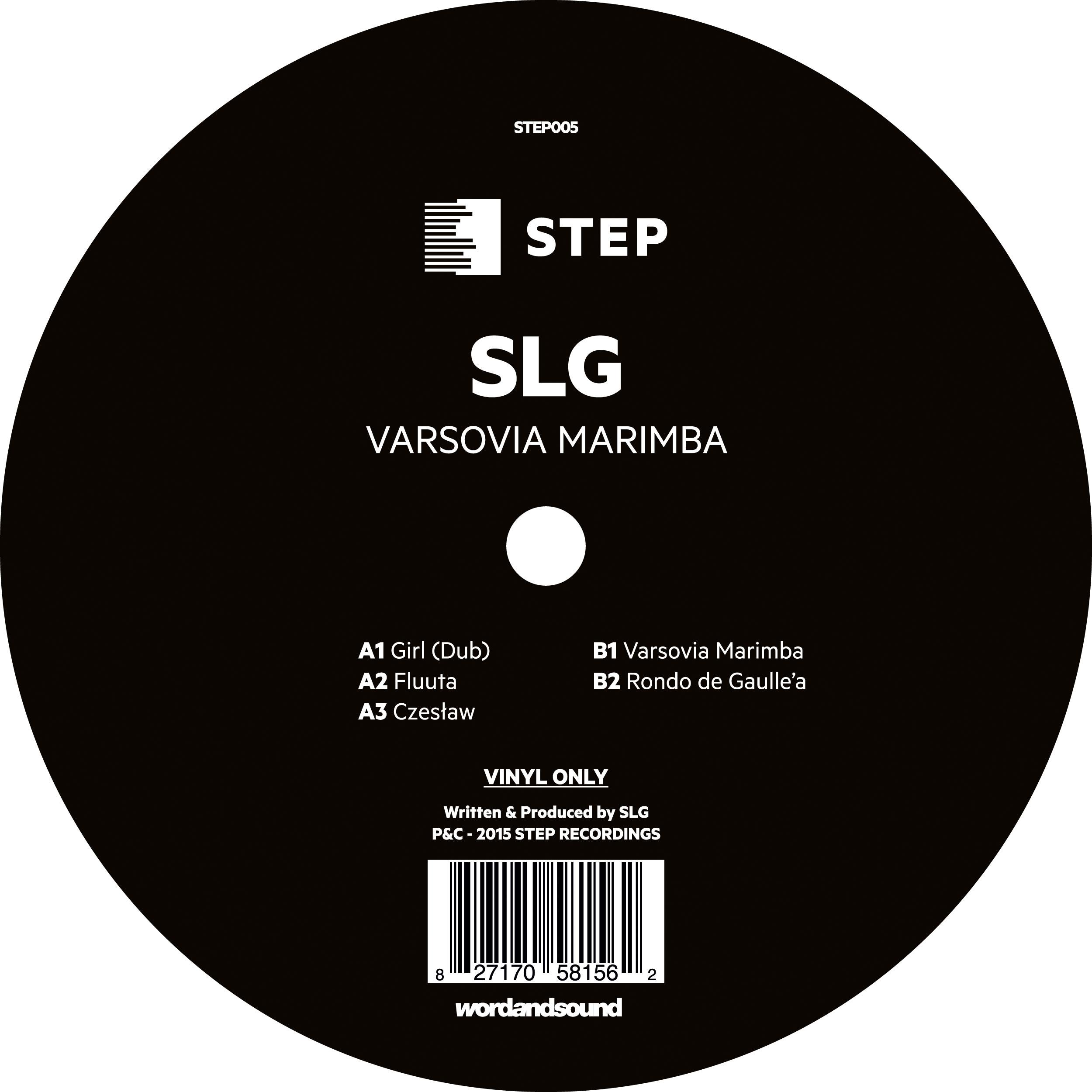 SLG - Varsovia Marimba EP [STEP005]