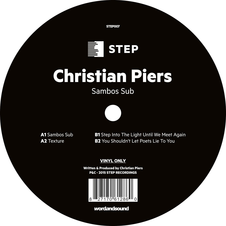 Christian Piers - Sambos Sub EP [STEP007]
