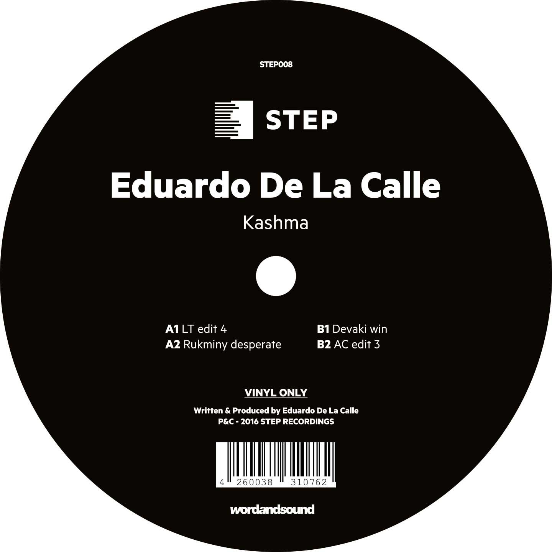 Eduardo De La Calle - Kashma EP [STEP008]