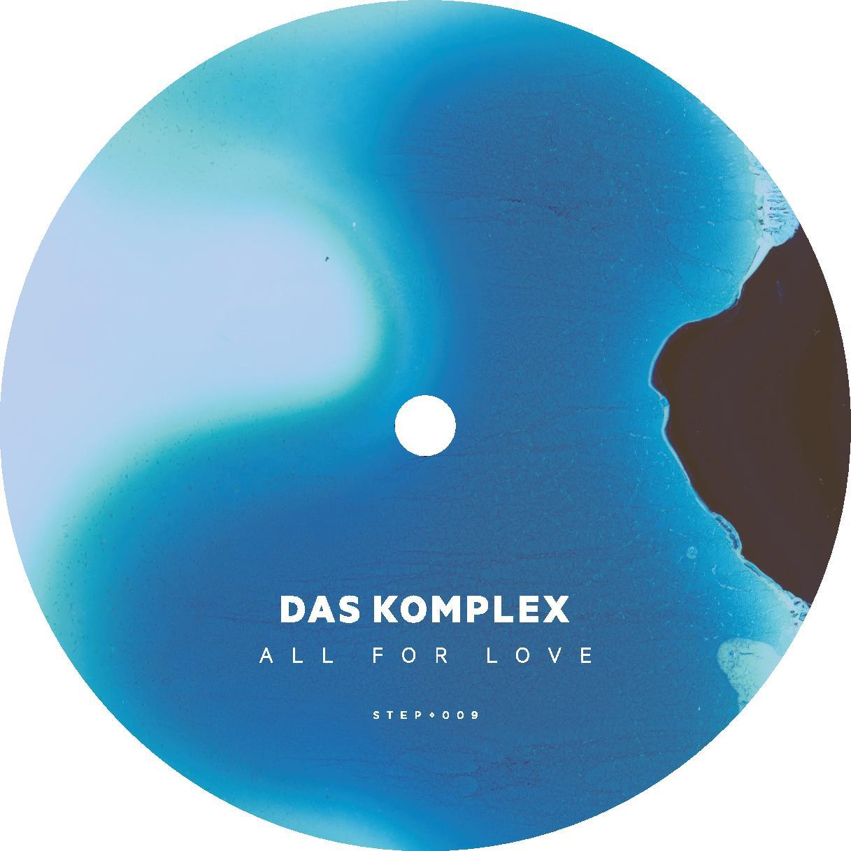 Das Komplex - All For Love LP [STEP009]