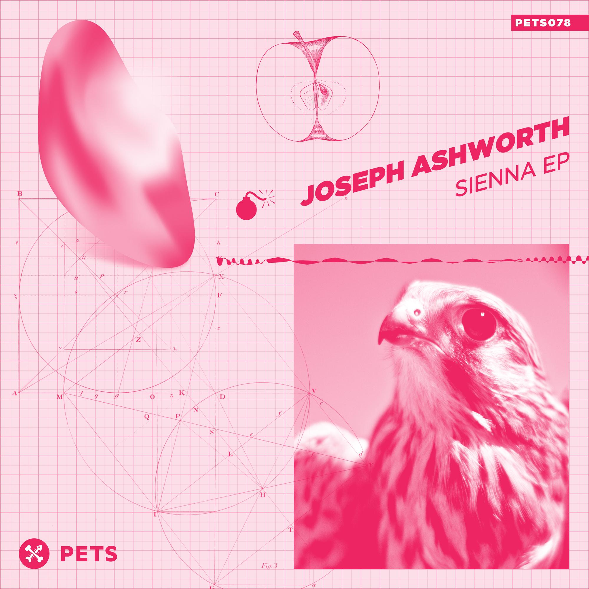Joseph Ashworth - Sienna EP
