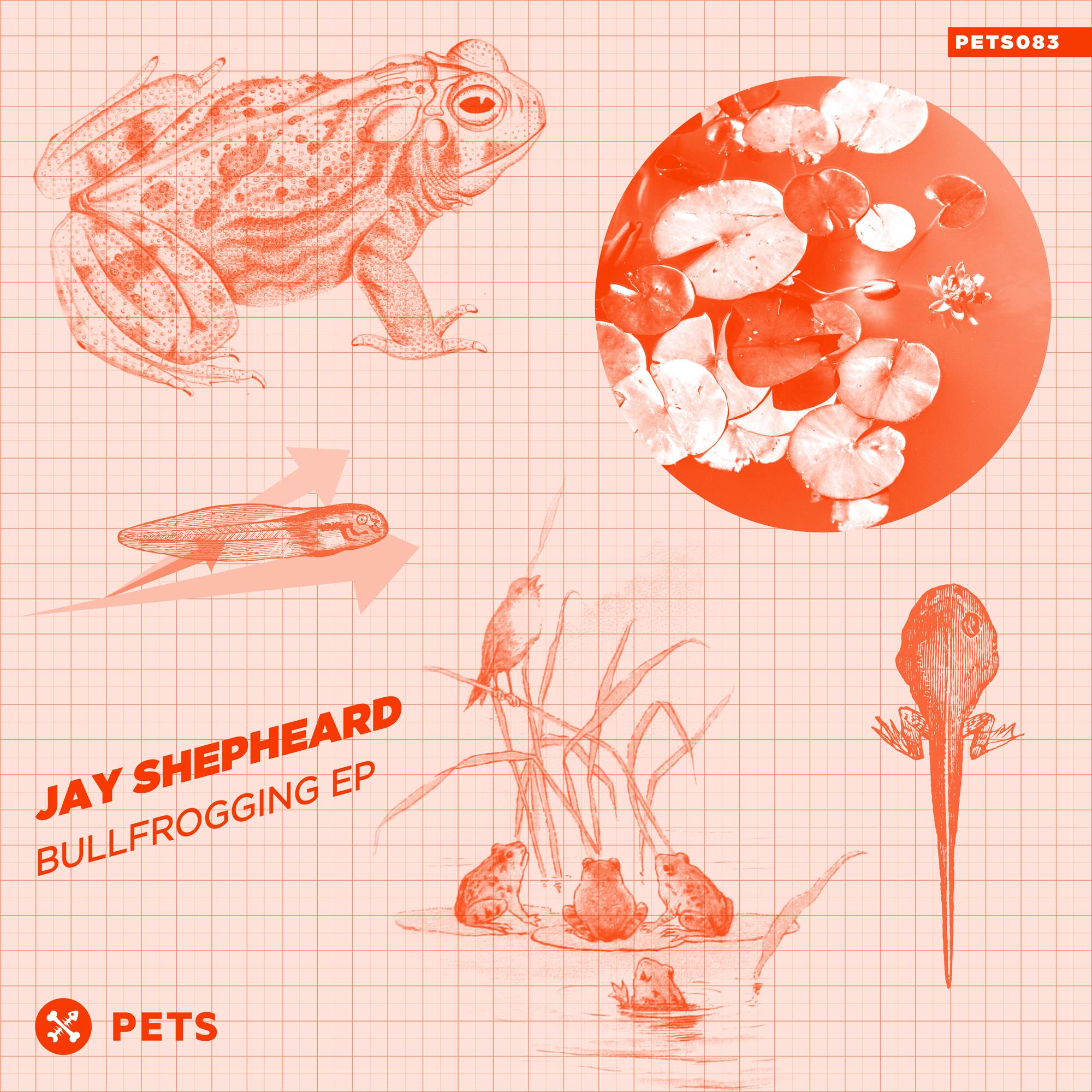 Jay Shepheard - Bullfrogging EP