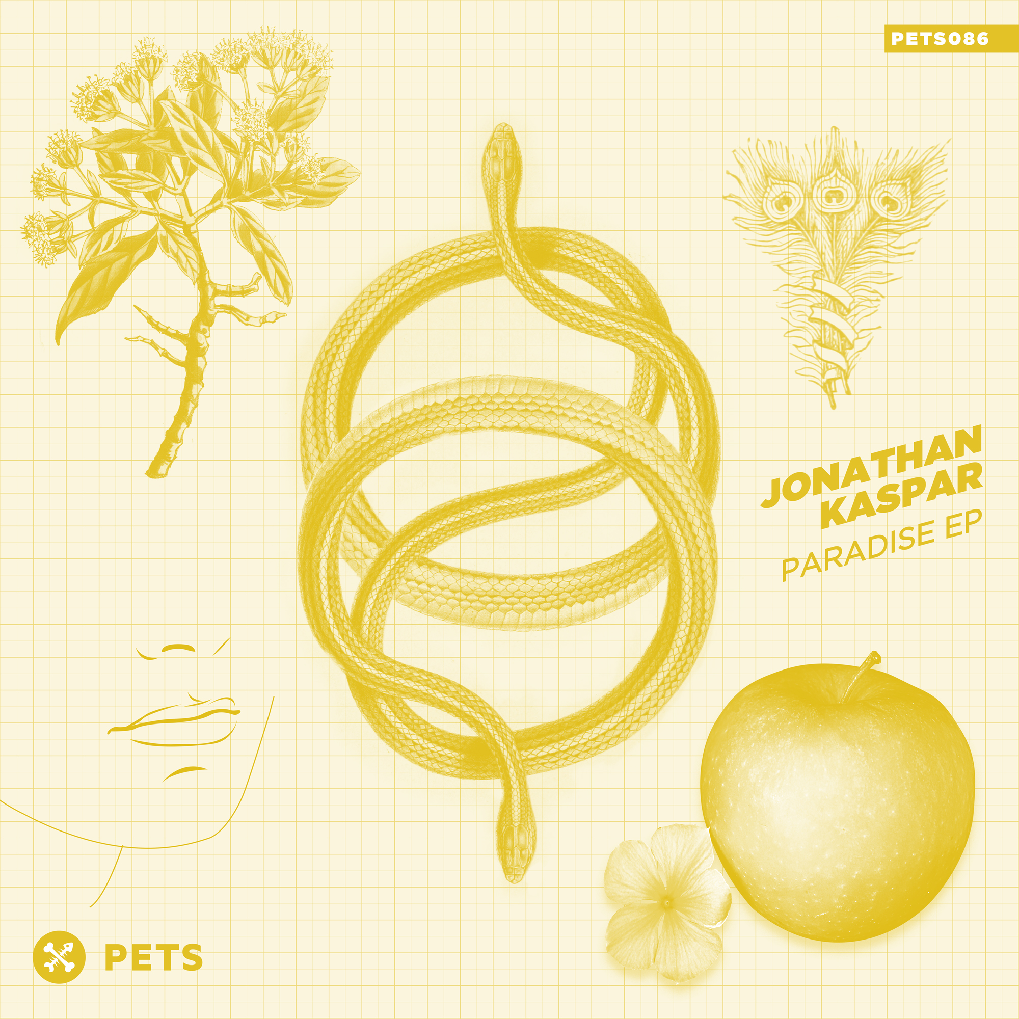 Jonathan Kaspar - Paradise EP